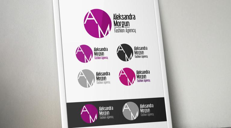 Александра Моргун логотип 4