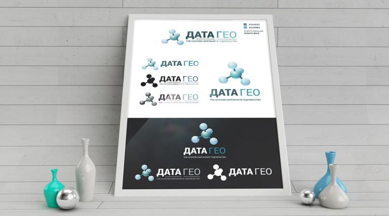 ДатаГео логотип