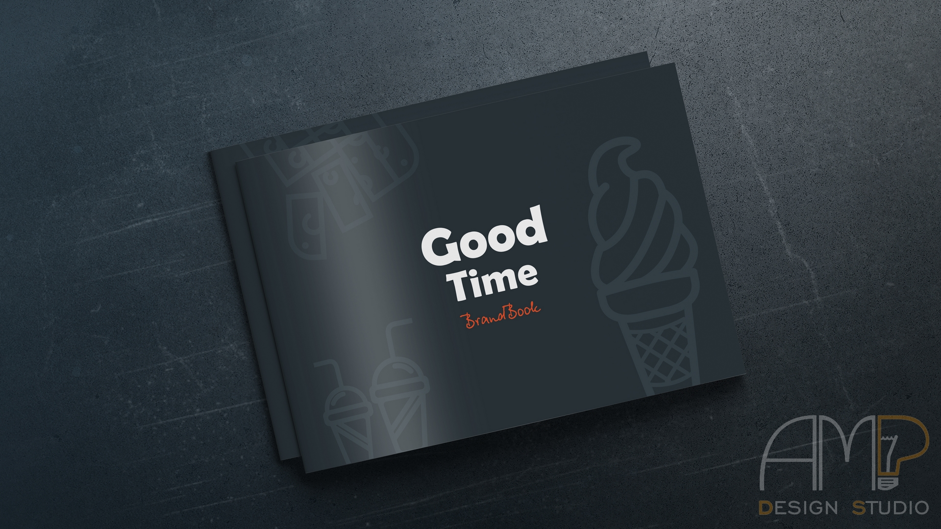 Brandbook GoodTime 1