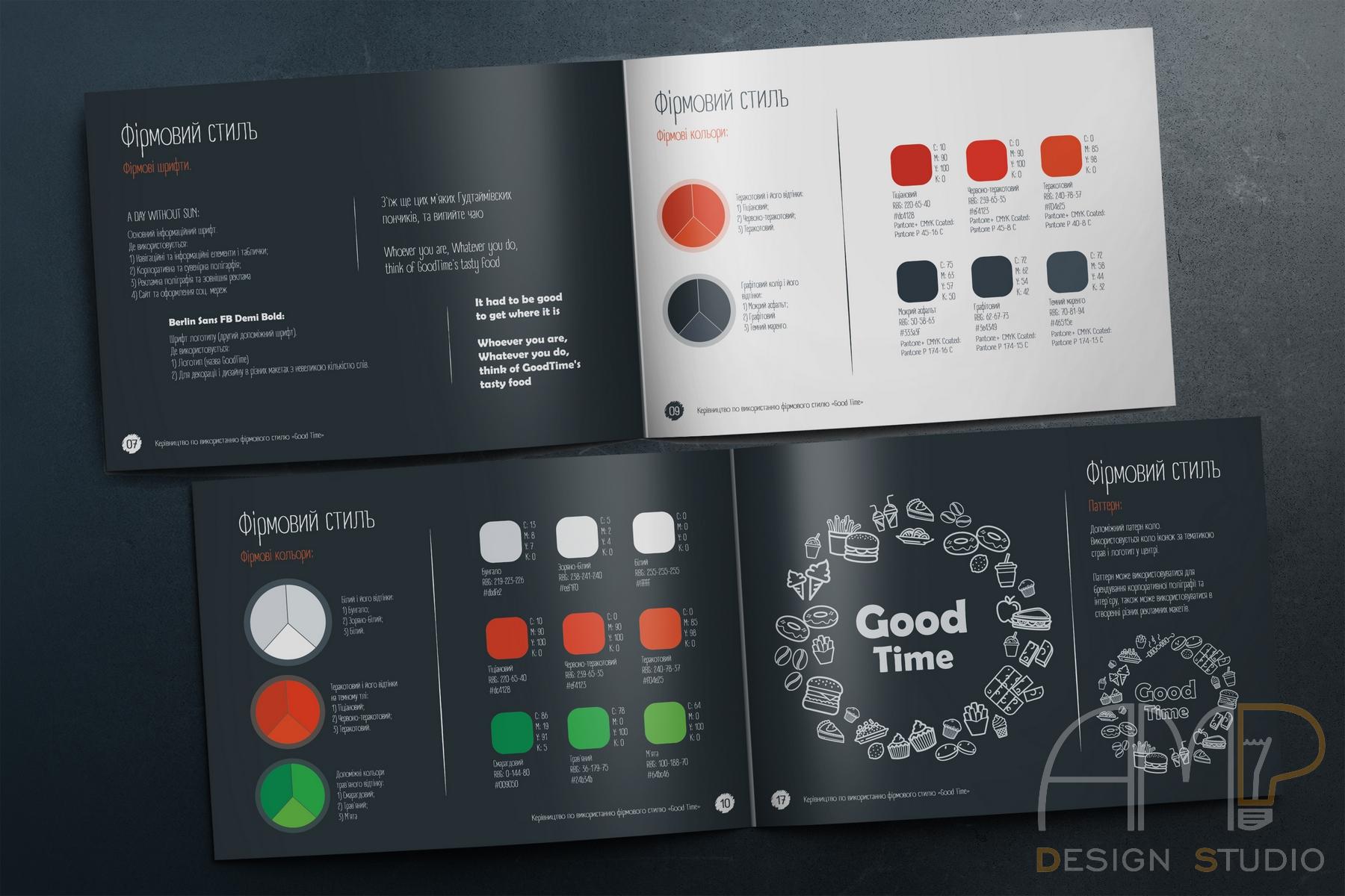 Brandbook GoodTime 4