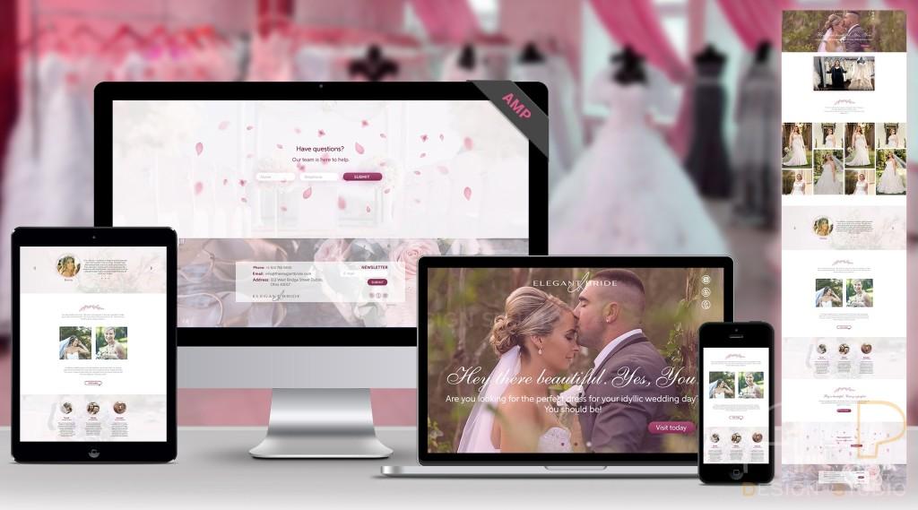 Bridal Store site