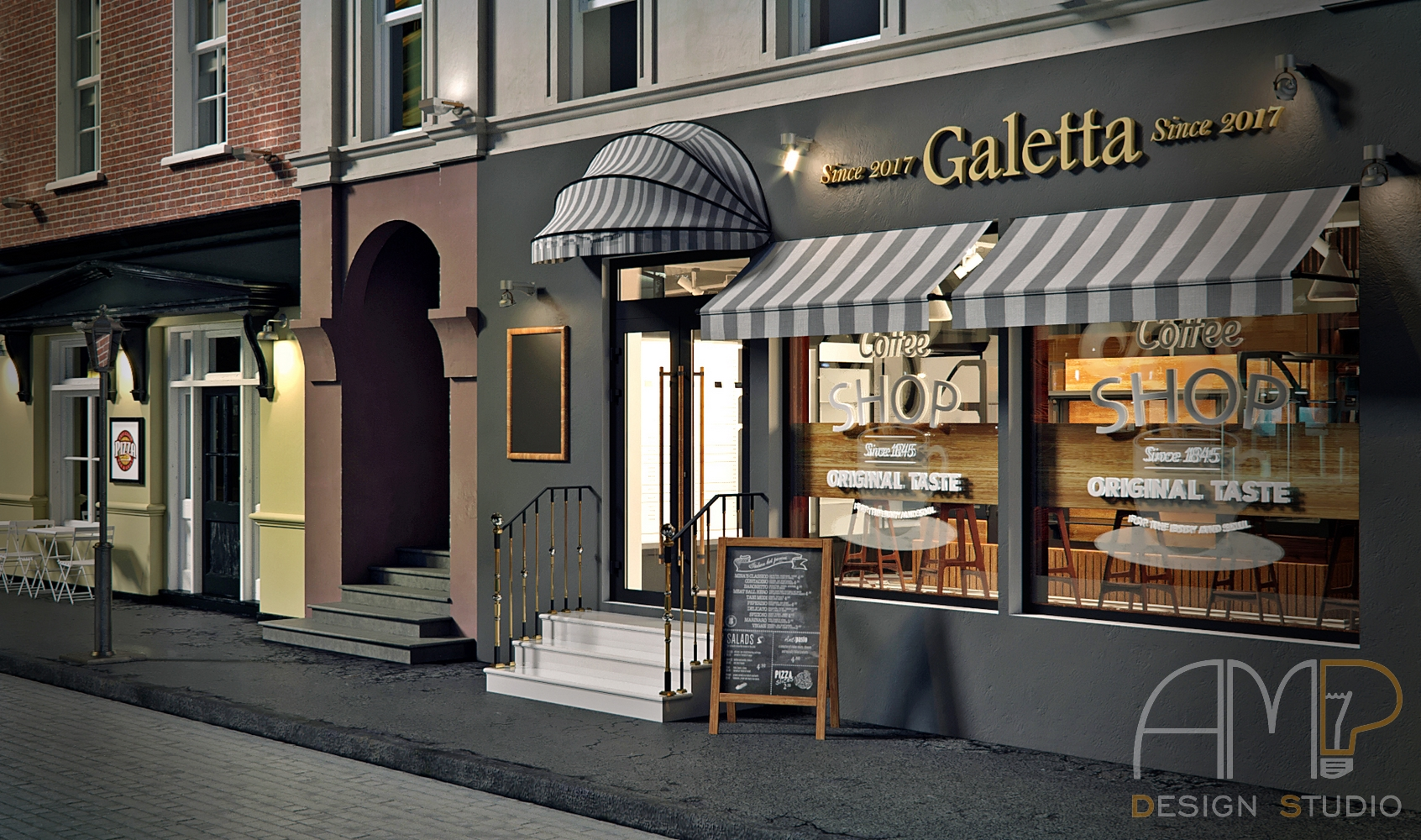 Galetta 3D 10