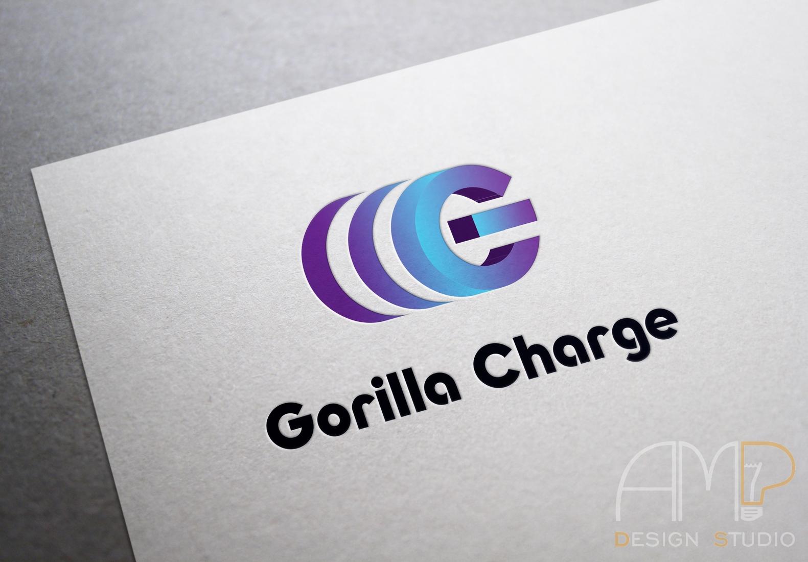 GorillaCharge logo 6