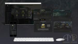 HexWix сайт 5