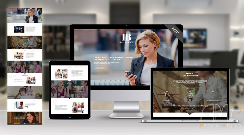 LB site web design