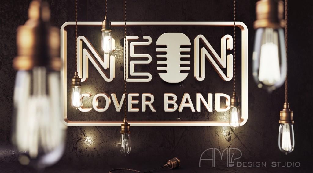 NEON логотип 2