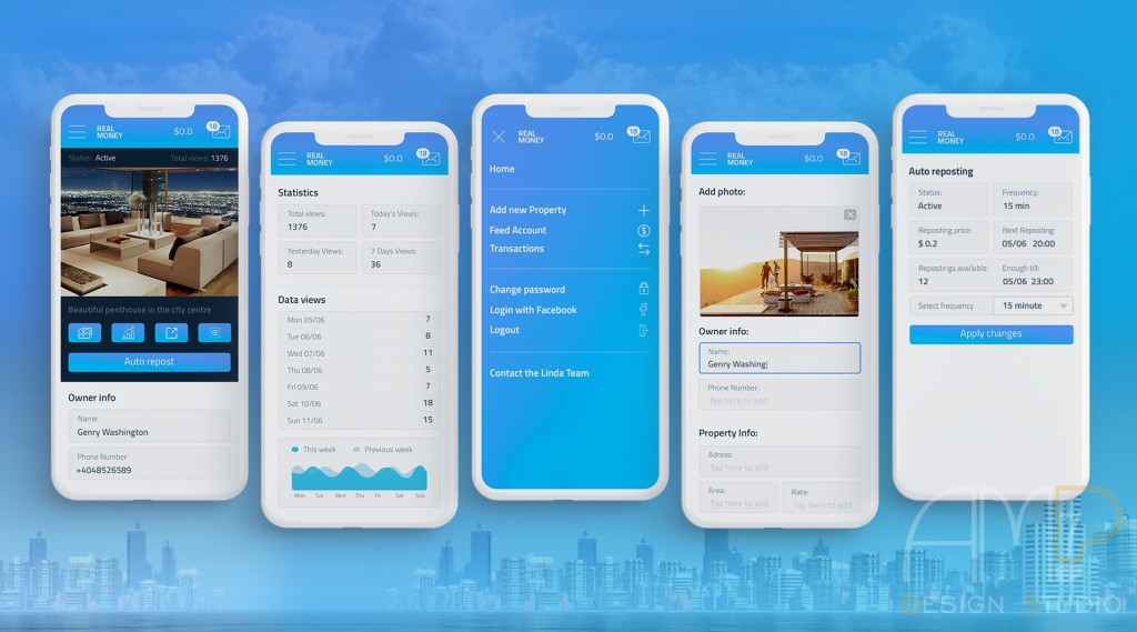 Real Estate App 5