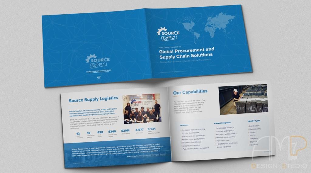 SourceSupply marketing kit 2