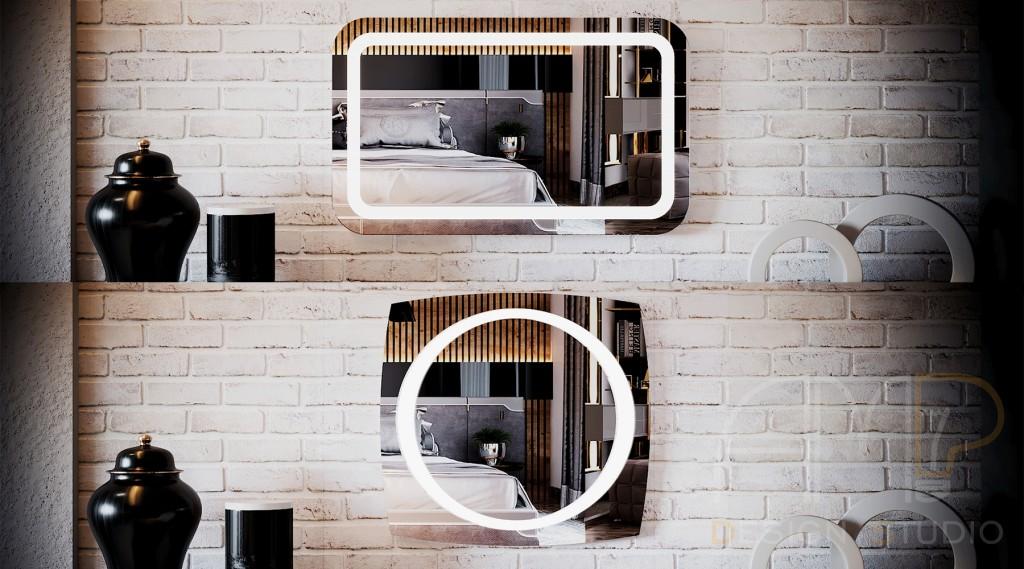 Зеркала 3D